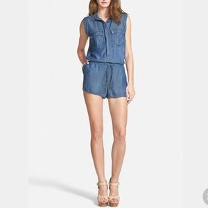 Seven 7 of all Mankind Jumper Romper Stretch Large